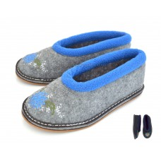 Ladies Loafer Slipper HARPER