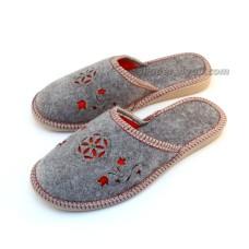 Women's Felt Slippers MERLIN