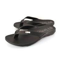 Black Flip-Flops TAFARI