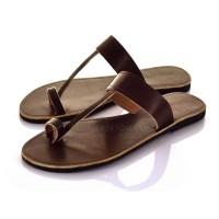 Brown Sandals / Flip-Flops KYRIAKE