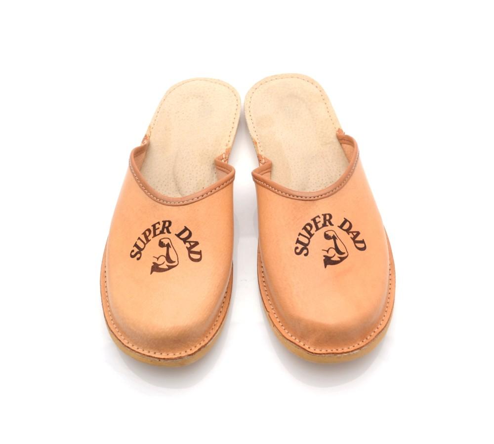 26dea47e84e Slippers SUPER DAD  Slippers SUPER DAD ...