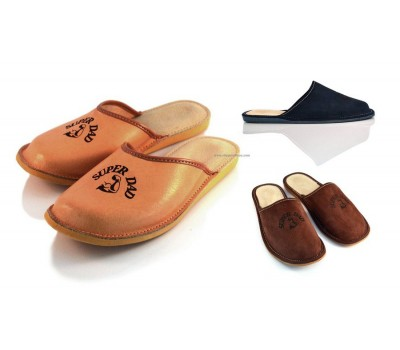 Slippers SUPER DAD