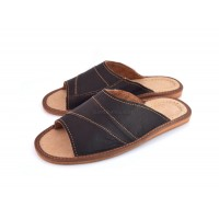 Brown Open Toe Sandals COFFINO