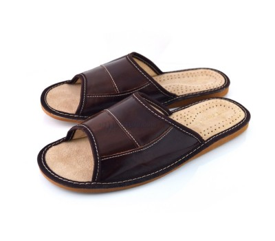 Open Toe Mens Slipper GRANT