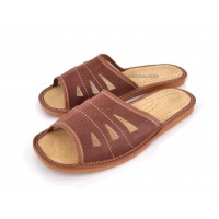 Open Toe Suede Slipper ALONSO