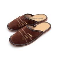 Men's Suede Leather Slipper ALONSO II
