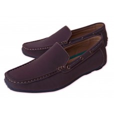 Brown Moccasin Slipper MOCCA