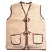 Sheep's Wool Waistcoat
