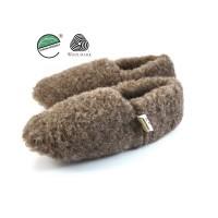 Men's / Women's Merino Wool Moccasins NEAL