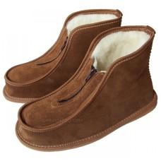 Unisex Sheepskin/Sheep's Wool Zipped Boots NORTH