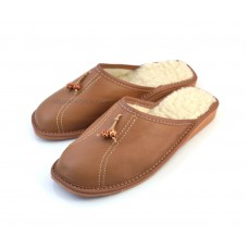 Sheepskin Calfskin Slipper FROSTINE