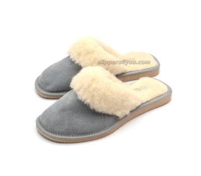 Sheepskin Womens Slippers NOELLE GREY