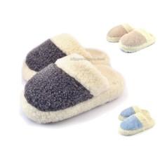 Unisex Sheep's Wool Mule Slippers LIVIA