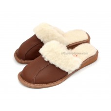 Winter Wedge Mule Slippers NOELLE II