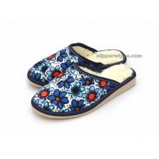 Winter Mule Slippers BLOMMA