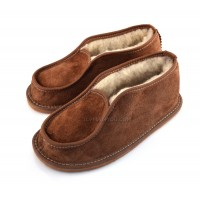 Unisex Sheepskin/Sheep's Wool Moccasins NORTH I