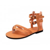 SOLEIL Women's Leather Sandals