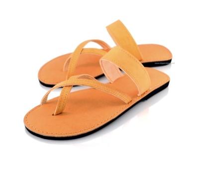ERVIDIKI Ladies Flat Heel Flip Flops Sandals
