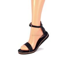 Black Sandals / Flip-Flops SANDY