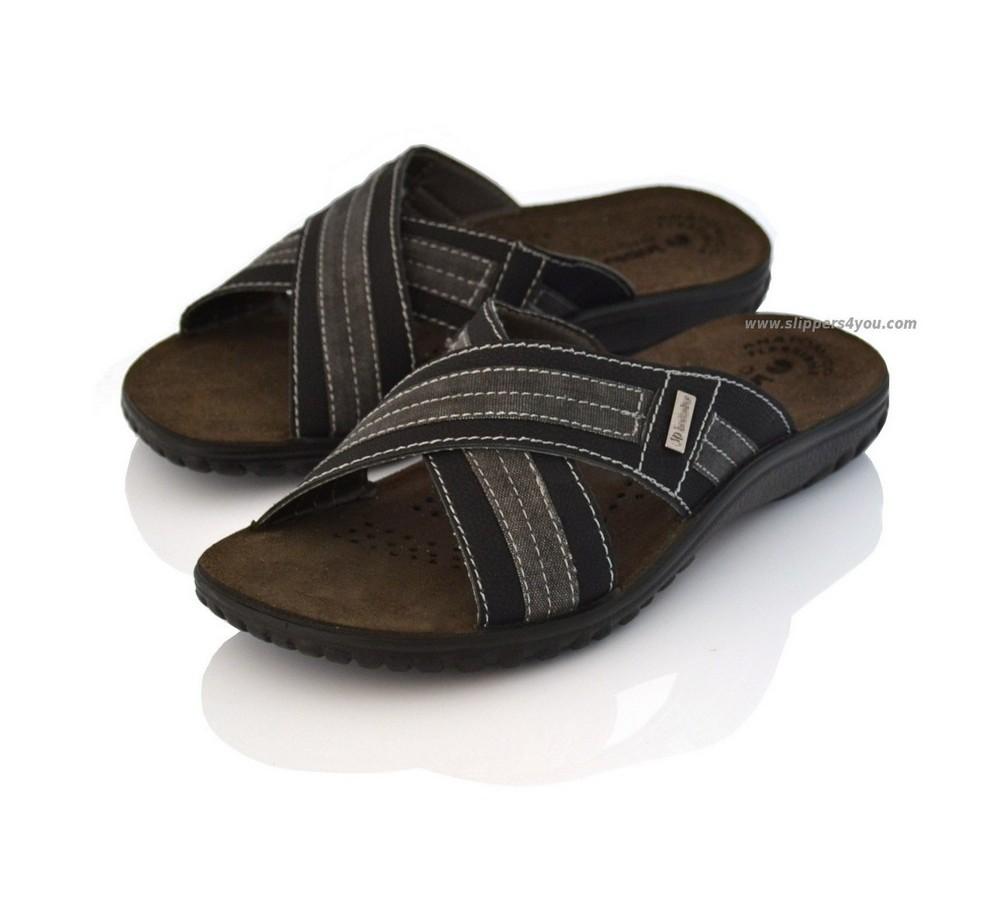Criss Cross Open Toe Mens Sandals 950-sm