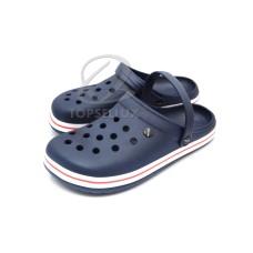 Men's Big Size Clogs Sandals UK 12 13 14 15 STRIPE