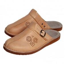 SALE UK Size 6.5 Tan Mule Slipper CELTICA